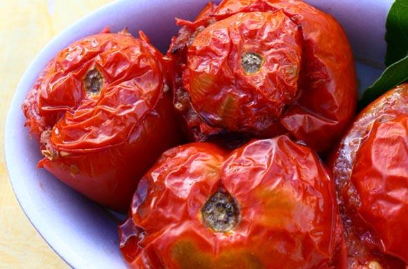 Recette tomate farcie façon petit pot pour bébé
