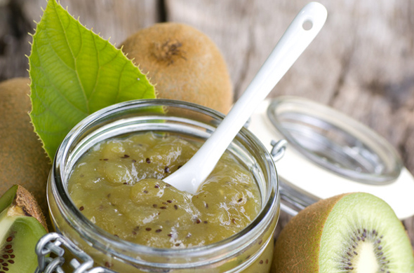 compote kiwi pomme poire et biscuits blog la cuisine. Black Bedroom Furniture Sets. Home Design Ideas