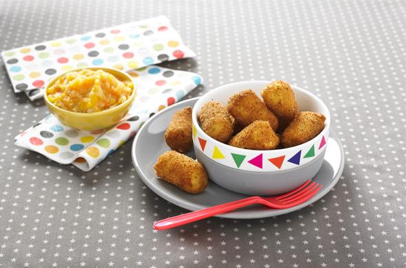 croquettes de pomme de terre blog la cuisine de b b mettez les petits pots dans les. Black Bedroom Furniture Sets. Home Design Ideas