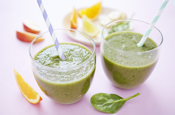 Green Smoothie pour futures mamans