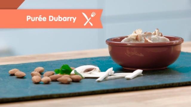 [Vidéo Recette] Purée Dubarry revisitée pour bébé
