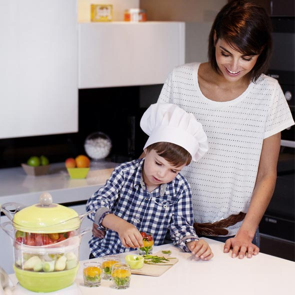 """1. 10 reasons why you should prefer """"homemade baby food"""""""
