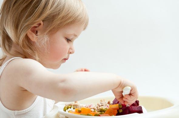 10 Lebensmittel für Babys mit Allergien