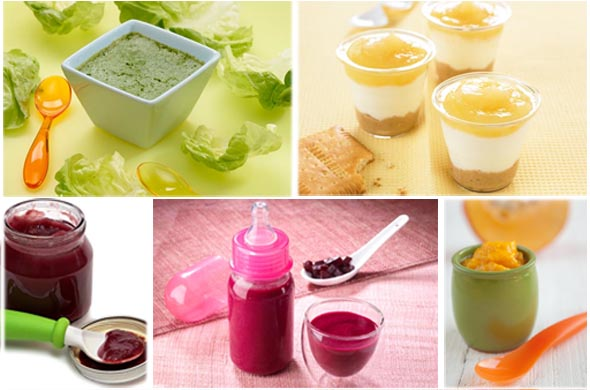 How can I organise myself to make baby food jars for a week