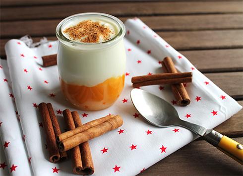 Mango-Zimt-Jogurt 2