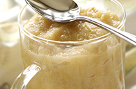 recette compote rhubarbe pour bébé