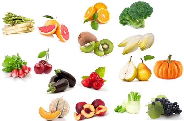 Warum Saison-Obst:Gemüse zubereiten?