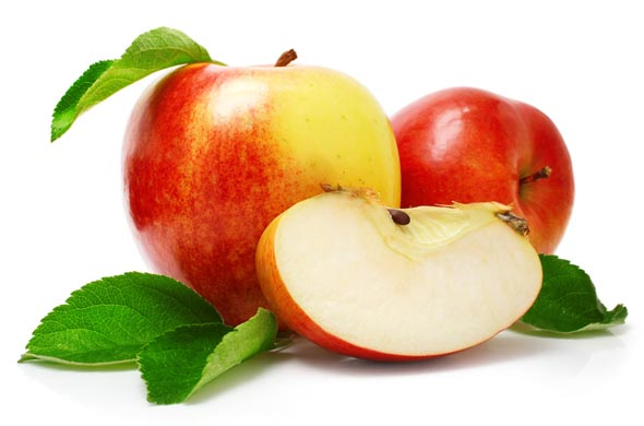 baby weaning apple