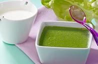recette petits pots purée crème laitue salade pour bébé