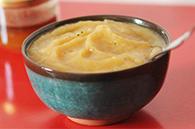 recette petits pots compote nectarine pommes pour bébé