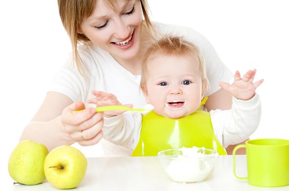 equilibre alimentaire bébé