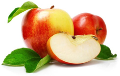 la pomme pour bébé