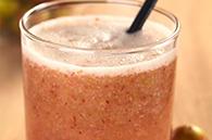 recette mousse compote prune, pêche et fraise pour bébé
