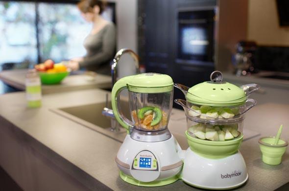 Nutribaby, l'allié de la diversification alimentaire