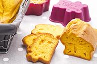 recette cake carotte pour bébé