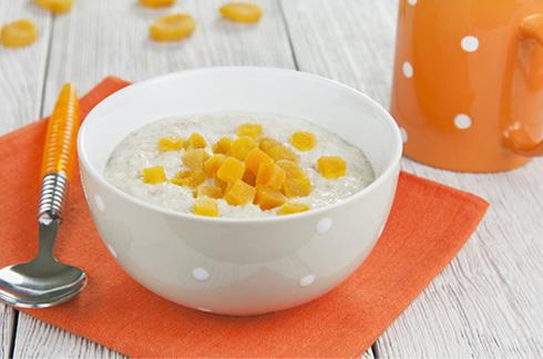recette petit pot bébé poisson carotte et riz