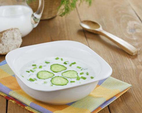 recette purée poisson et concombre