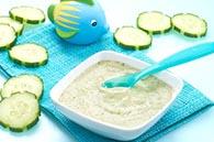recette petits pots purée poulet et concombre pour bébé