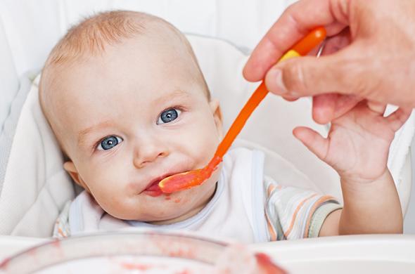 pourquoi cuisiner pour bébé