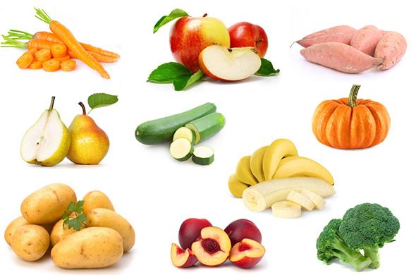 premiers aliments pour bébé diversification alimentaire
