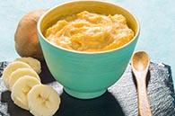 recette petits pots purée banane pour bébé