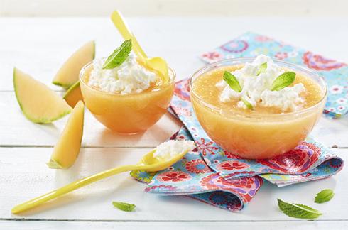 recette-bebe-soupe-melon-veloute-chevre