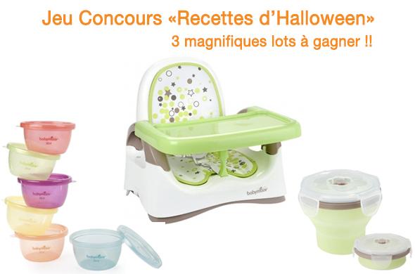 Jeu concours recettes d halloween termin blog la cuisine de b b q - Jeu concours cuisine ...