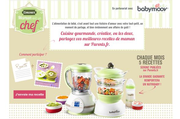 Faites Le Plein De Recettes Dans Votre Magazine Parents - Recette de cuisine pour bebe