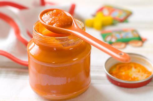 recette purée petit pot bébé topinambour patate douce