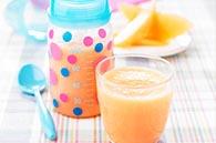 recette bébé dessert melon smoothie