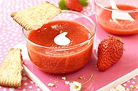 recette bebe compote fraise