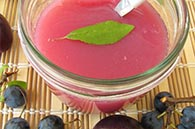 recette bebe compote poire prune