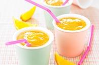recette bebe dessert smoothie abricot banane
