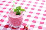 recette bebe smoothie fraise banane melon