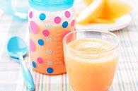recette velouté, jus de melon pour bébé