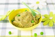 recette petit pot bebe puree artichaut petit pois