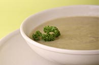 recette soupe bébé artichaut