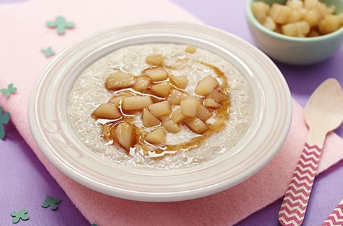recipe baby food porridge