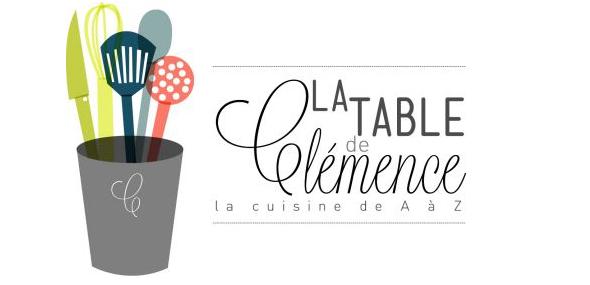 table clémence