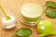 recette velouté épinards pour bébé