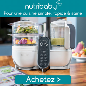Robot culinaire Nutribaby