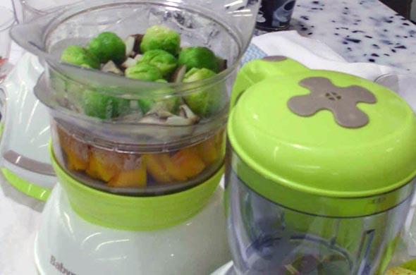 Recettes de cyrille zen saveur d automne cuisine - Eau de cuisson des carottes pour bebe ...