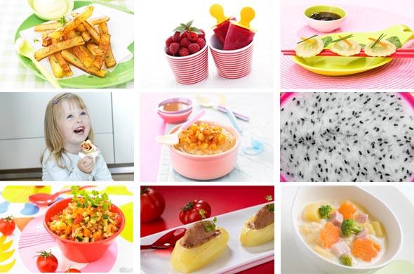 quelles recettes de petits pots pour b b de de 18 mois cuisine de b b. Black Bedroom Furniture Sets. Home Design Ideas