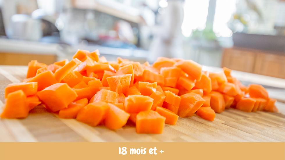 agneau carotte