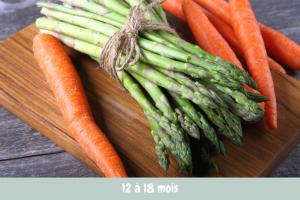 carotte asperge