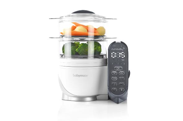 10 bonnes raisons d 39 utiliser un robot culinaire pour b b cuisine de b b. Black Bedroom Furniture Sets. Home Design Ideas