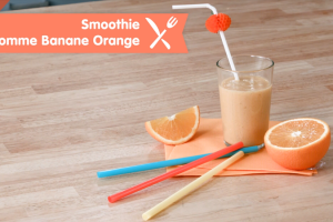 Smoothie Pomme Banane Orange