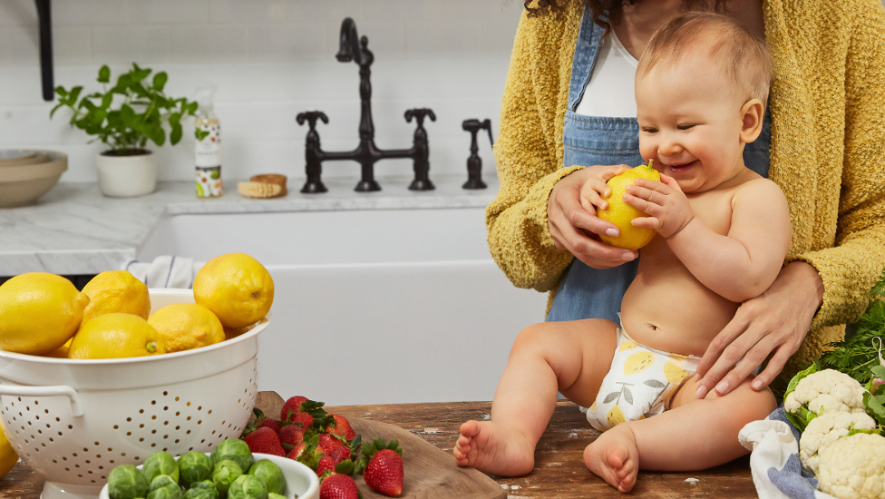 Conseils goûts bébé