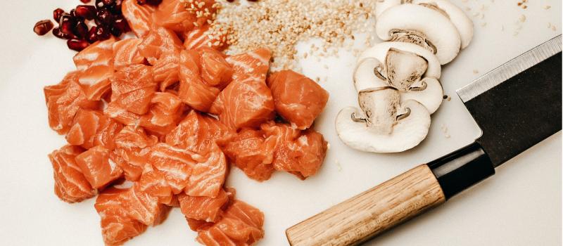 poissons bébé diversification alimentaire