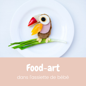 food art bébé